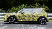 2014 MINI Cooper S returns in new spy shots