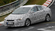 2016 Chevrolet Cruze spy photo 16.09.2013