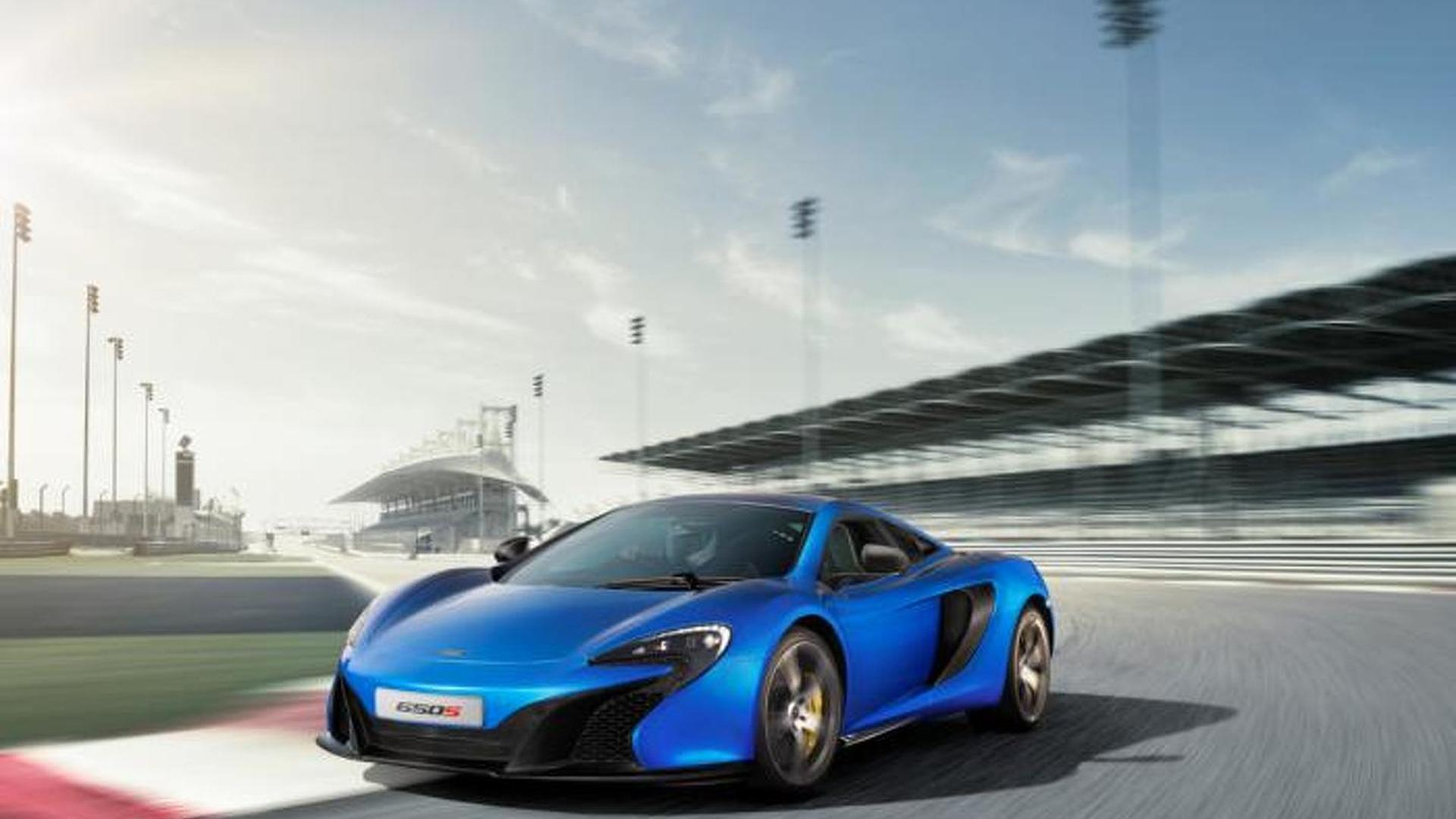 McLaren head of product details 650S [video]