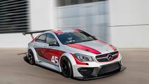Mercedes-Benz CLA 45 AMG Racing Series 05.09.2013