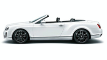 Bentley Continental Supersports Convertible first photos - 17.02.2010