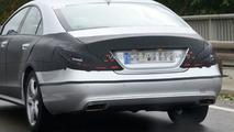 2011 Mercedes CLS Spy Photos