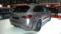 Hamann Guardian based on Porsche Cayenne live in Geneva, 673 - 02.03.2011