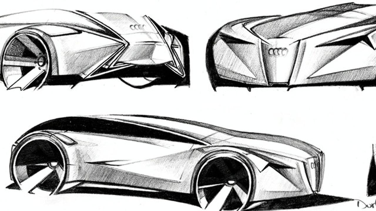 Audi A'KIMONO LS2.0 Concept