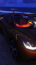 Renault Captur Concept unwrapped in Geneva