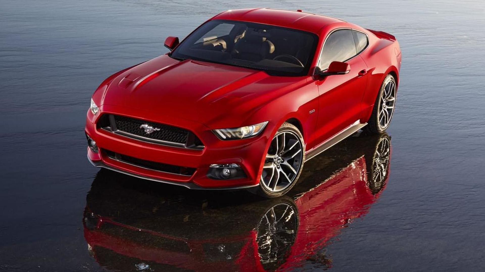 2015 Ford Mustang order guide leaks out early, reveals equipment & options