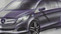 2014 Mercedes-Benz Viano to be an R-Class replacement - report