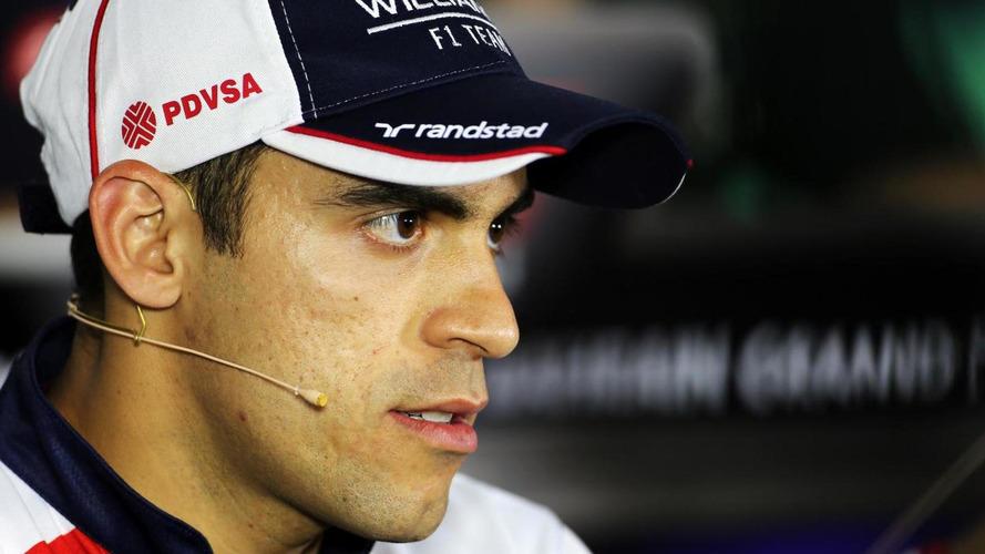 Maldonado denies talks to replace Raikkonen at Lotus