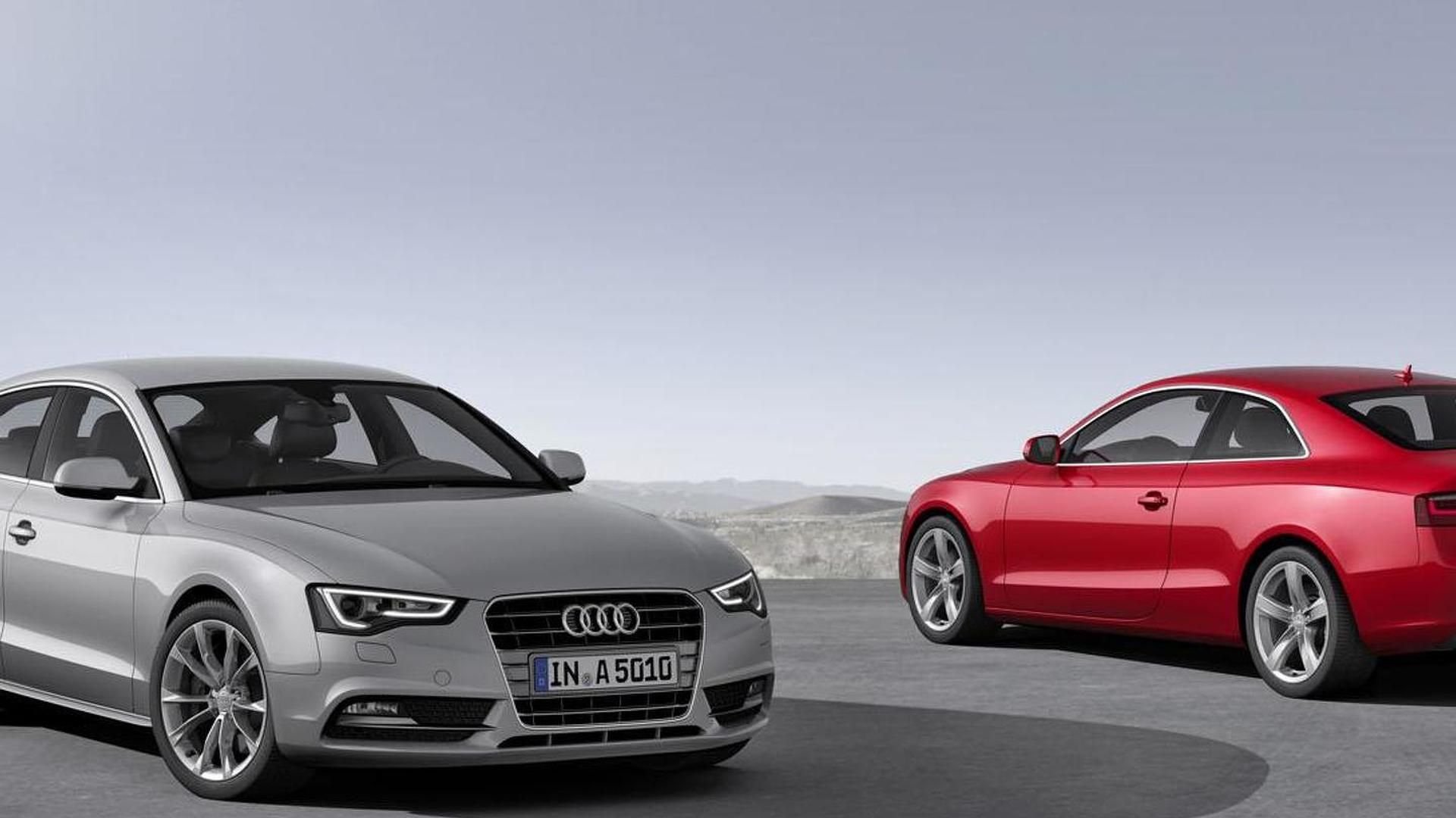 audi a4 a5 and a6 ultras announced feature a 2 0 liter tdi engine. Black Bedroom Furniture Sets. Home Design Ideas