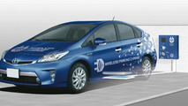 Toyota previews wireless charging technology