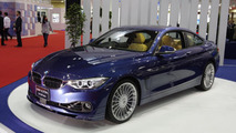 Alpina B4 BiTurbo Coupe live in Tokyo 20.11.2013