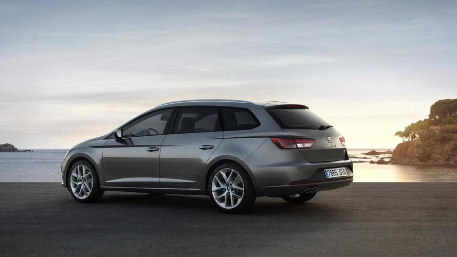2014 Seat Leon ST unveiled