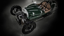 2014 Morgan 3 Wheeler revealed with an improved chassis & new steering system