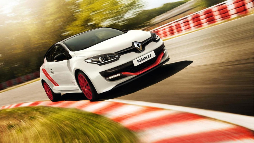 Renault sets 7m 54.36s FWD Nurburgring record with Megane RS 275 Trophy-R [onboard video]
