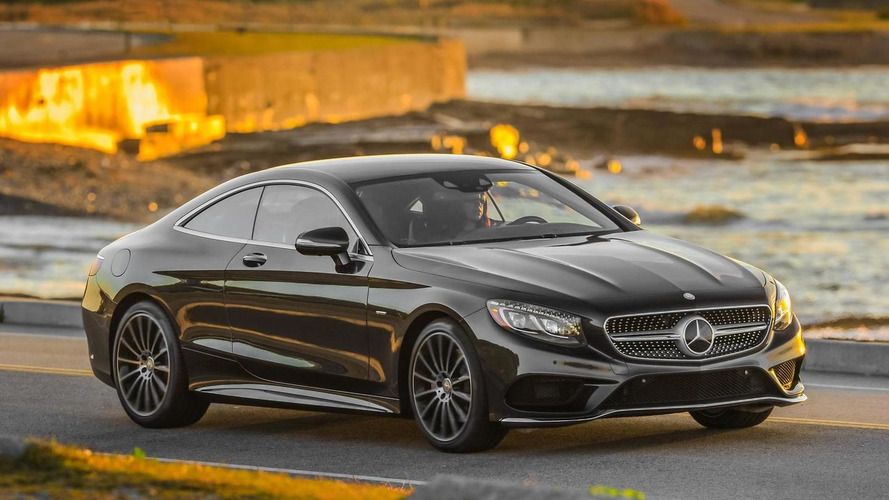 US-spec Mercedes S-Class Coupe detailed, mega gallery released