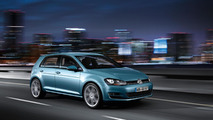 Volkswagen Golf VII gets three new engines and 4Motion system