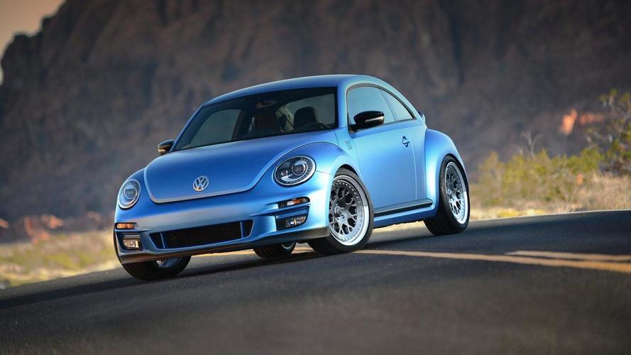Volkswagen Beetle lineup announced for SEMA