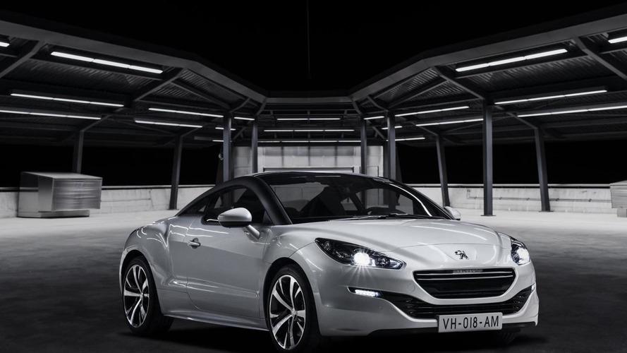 2013 Peugeot RCZ priced from 21,595 GBP (UK)