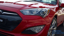 2013 Hyundai Genesis Coupe teased - 09.11.2011