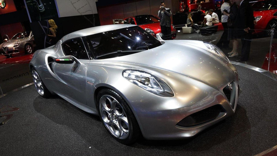 Production Alfa Romeo 4C coming to 2014 Detroit Auto Show - report