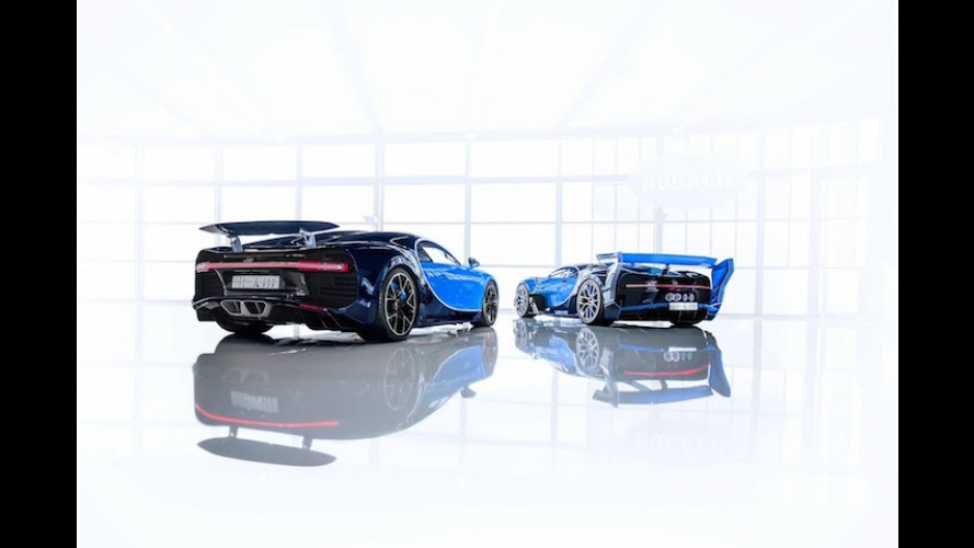Someone Paid a Bunch of Money for the Bugatti Vision Gran Turismo Concept