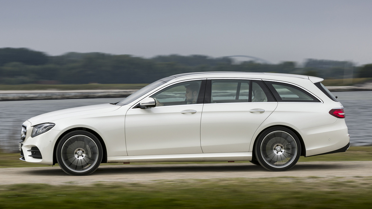 Review 2017 mercedes benz e400 wagon for Mercedes benz e class wagon for sale