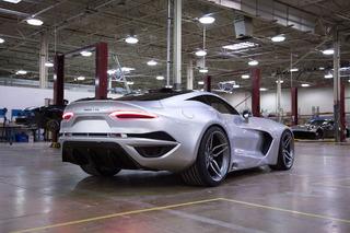 VLF Automotive's 745-HP Force 1 Supercar Awakens in Detroit