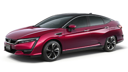 Honda to adapt Clarity FCV for battery EV and plug-in hybrid variants