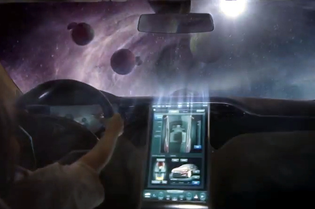 Homegrown Tesla Ad Shows Big Automakers How It's Done [video]