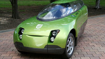 Trev is five times as energy efficient as a regular petrol-powered vehicle