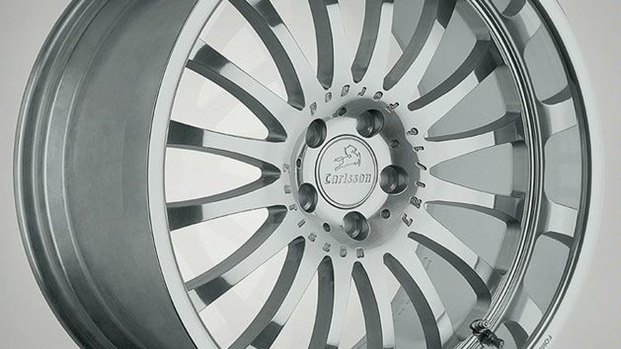 Carlsson Ultra Light 16-spoke wheel