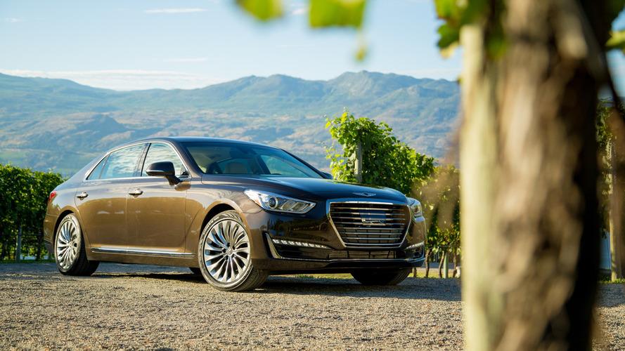 Genesis luxury brand announces pricing, specs for Canada