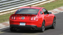 2013 Ford Shelby GT500 spied at the Nürburgring