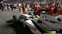 Jenson Button Brawn GP