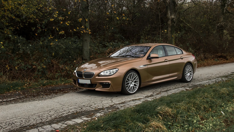 BMW 650i Gran Coupe xDrive clocked to 622 PS by Noelle Motors