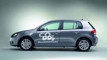 VW Golf VI BlueMotion Concept Revealed