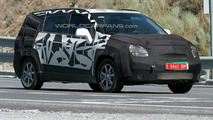 Chevrolet's All-New MPV Prototype Spotted for First Time