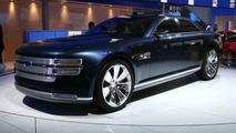 Ford Interceptor Concept Debut at NAIAS