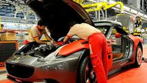 Ferrari California Begins Production on New Line