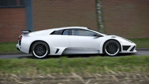 New Photos of the Imsa Lamborghini Murcielago LP640