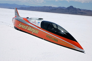 Watch What Happens When a Speed Car Wrecks at Over 300MPH