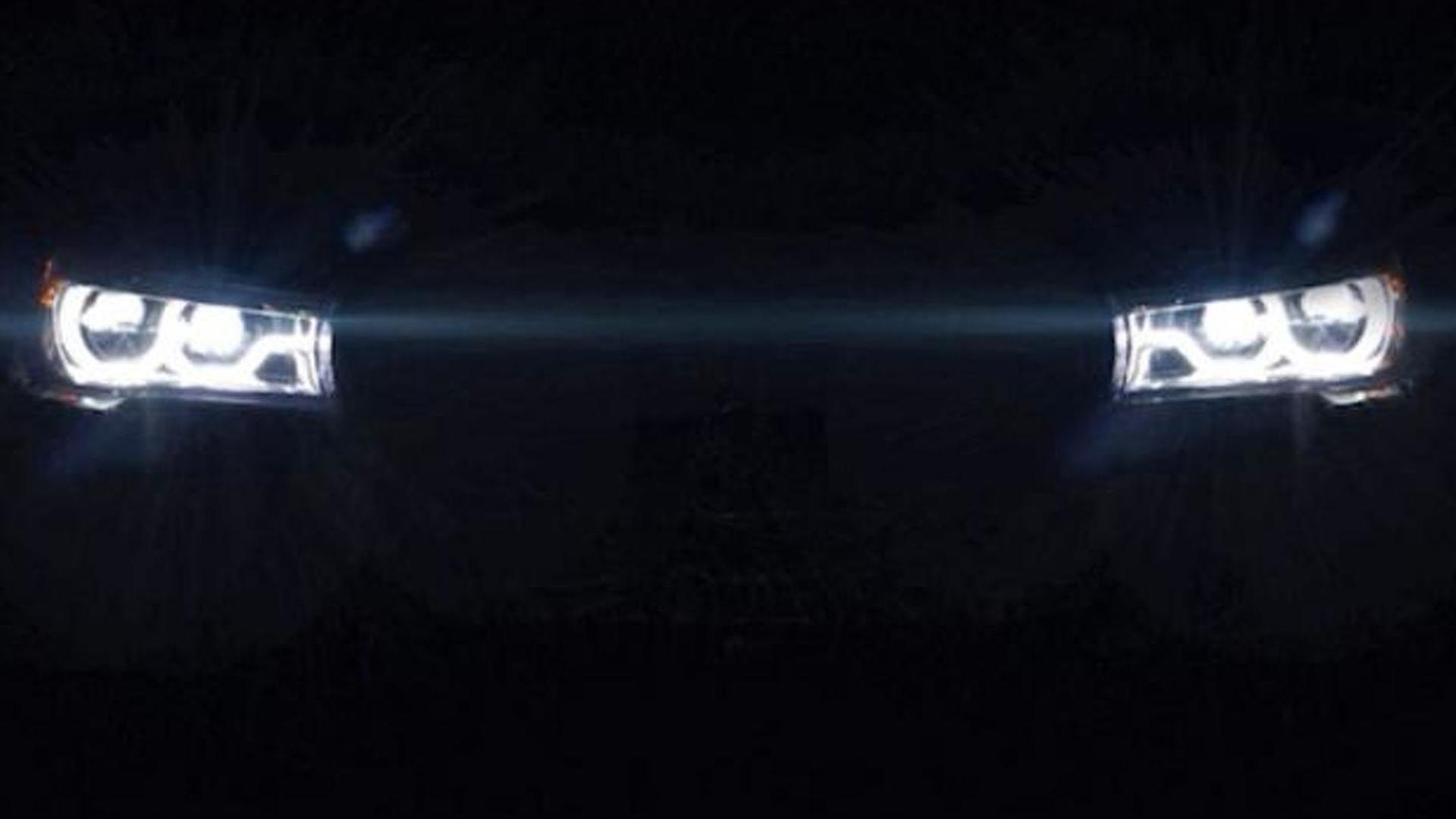 New BMW 7-Series will be revealed to a select audience today