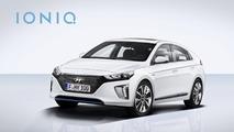 Hyundai IONIQ family (Euro-spec)