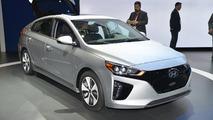 Hyundai Ioniq EV to have 250-mile range by 2020