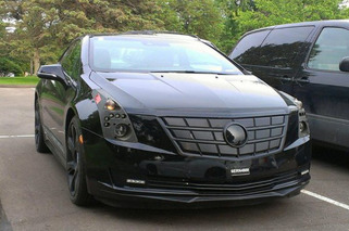 2014 Cadillac ELR, Is That You?