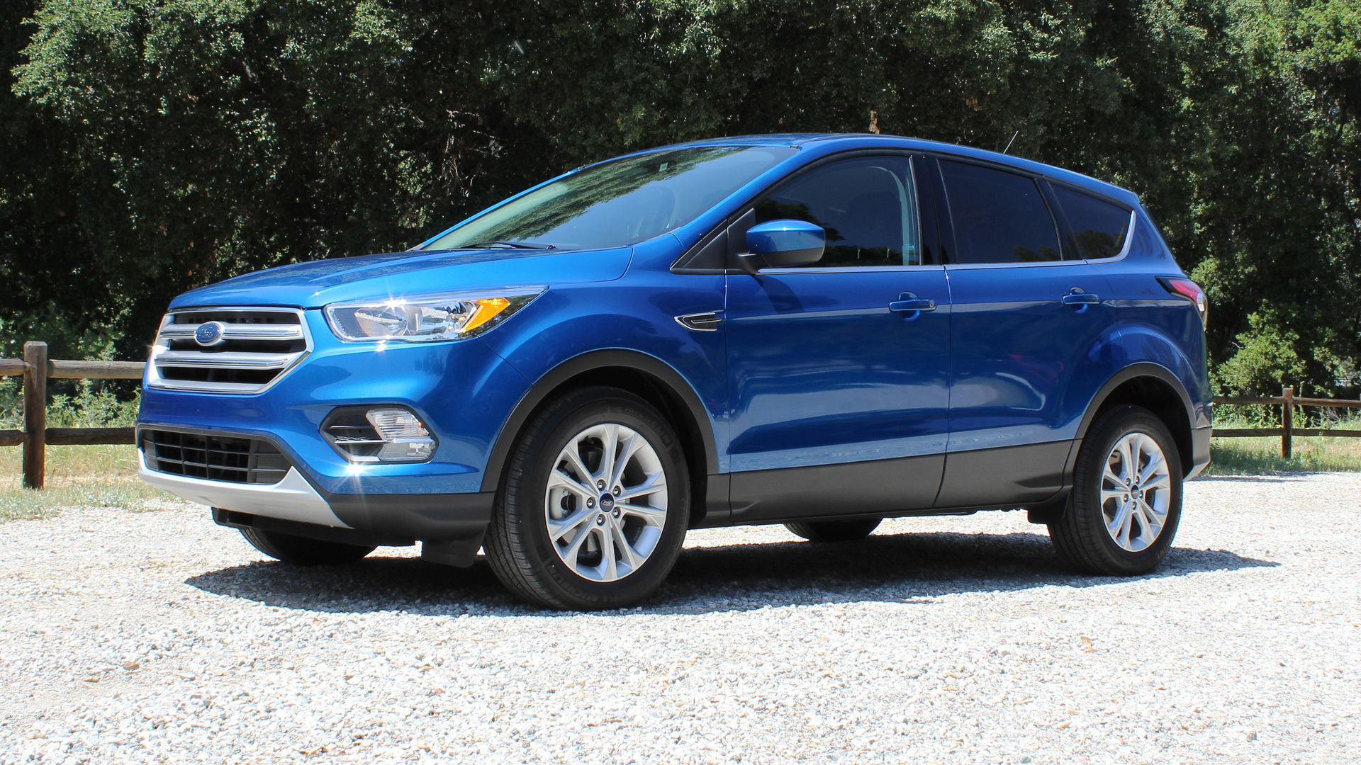 First Drive: 2020 Ford Escape