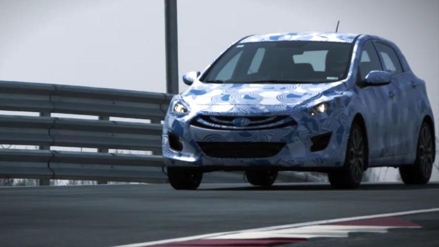 Hyundai i30 N barks and burbles on video