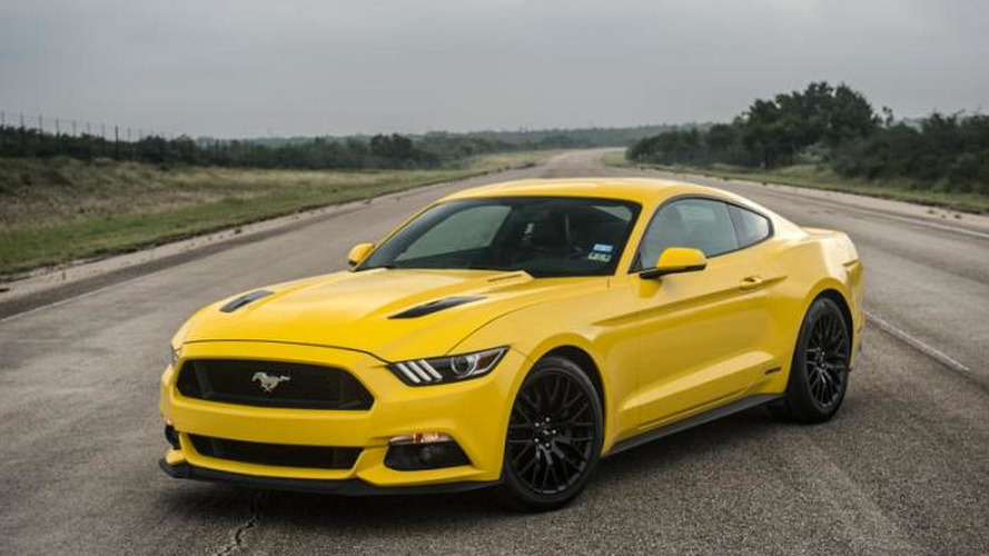 774 bhp Ford Mustang GT by Hennessey hits 207.9 mph [video]