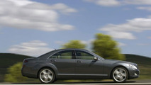 New Mercedes 4MATIC for S-Class