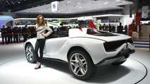 Italdesign Giugiaro Parcour concept detailed on video